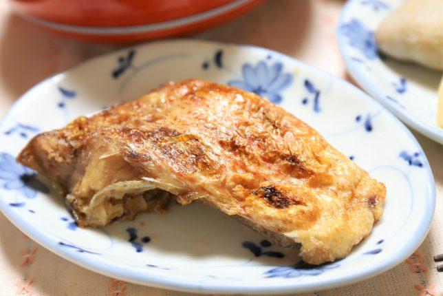 赤魚の塩焼き