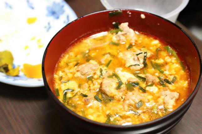 おばあがつくった謎のスープ