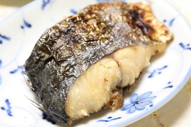 焼き魚(さわら?)
