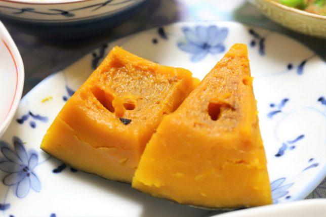 南瓜の炊いたん(かぼちゃの煮物)