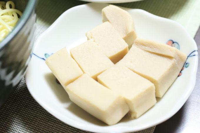 祖母(おばあ)が作った高野豆腐