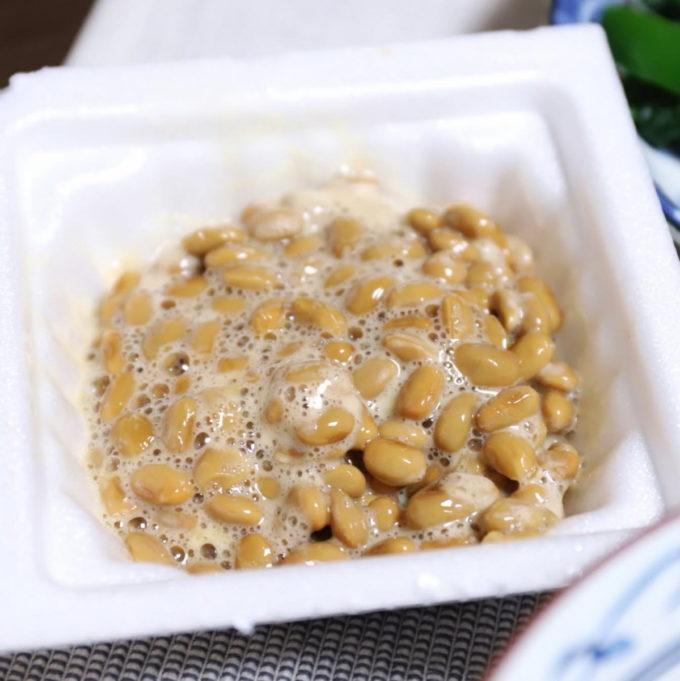 ミツカンの「たまご醤油たれ」納豆